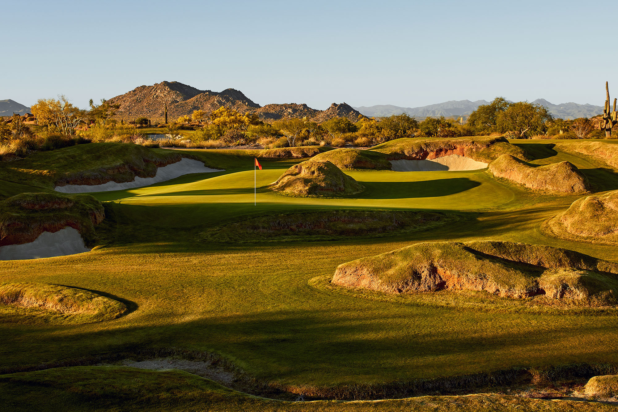 Scottsdale National Country Club - Stephen Denton Photography, Los Angeles, California based interior & hospitality photographer