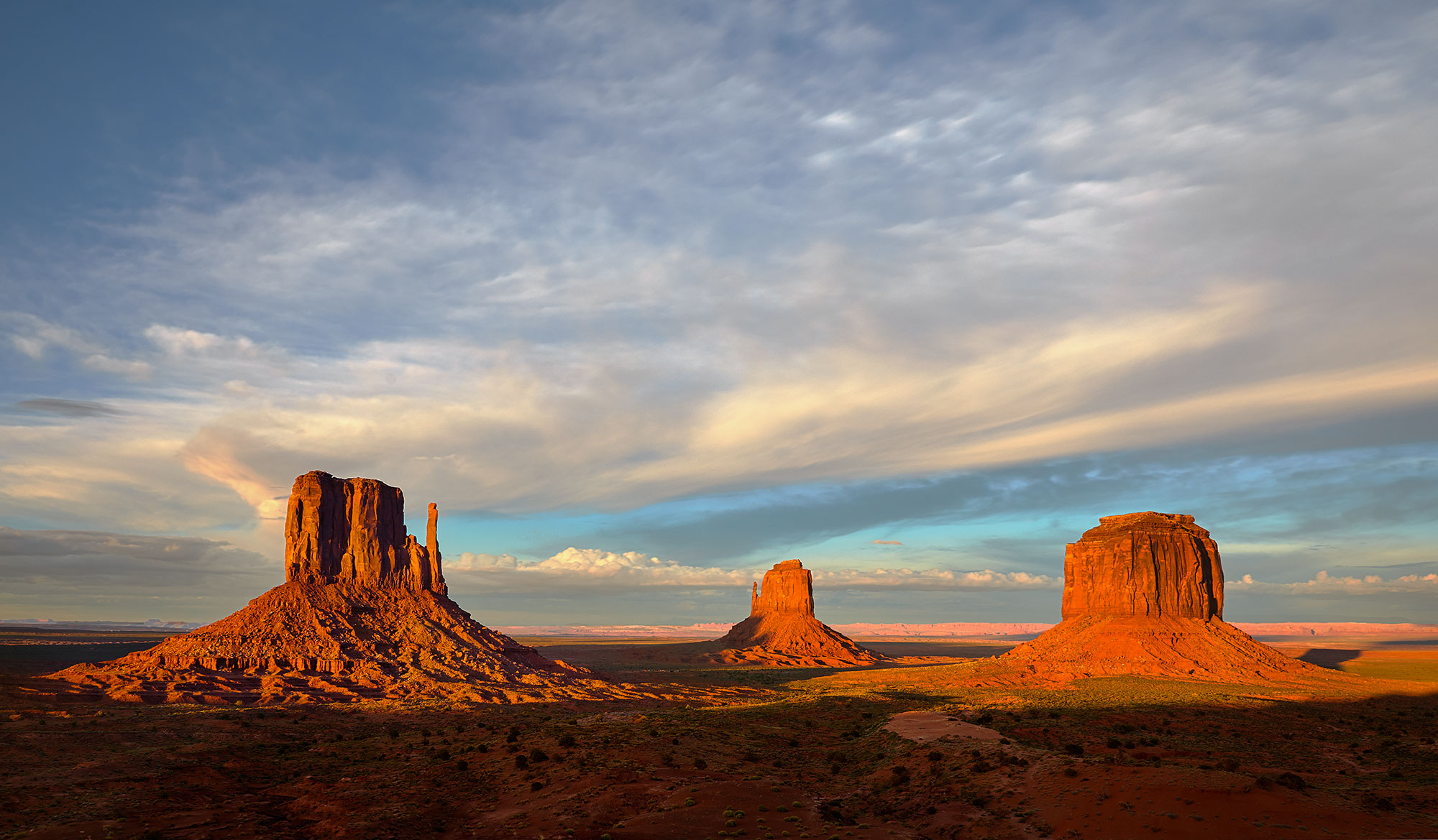 Monument Valley, UT -  Stephen Denton Photography, Los Angeles, California based interior & hospitality photographer