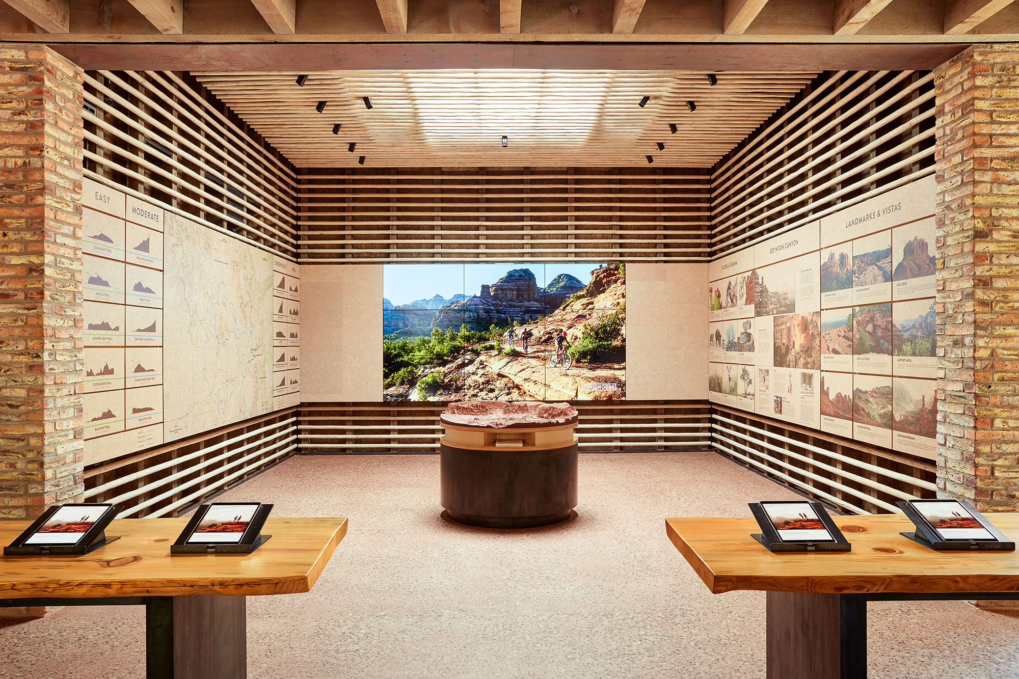 Trail House Adventure Center - Stephen Denton Photography, Los Angeles, California based interior & hospitality photographer